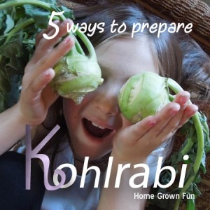 How to Eat Kohlrabi | 5 Ways to Prepare Kohlrabi