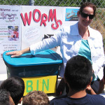Composting with Worms School Program