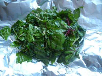 Swiss Chard - My Hero!