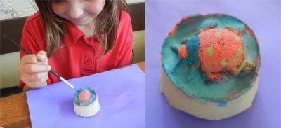 Make Fossils at School or Home