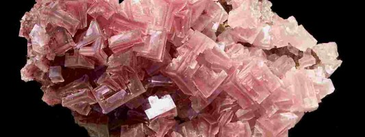 Pink Halite Crystal Hunting in Trona California