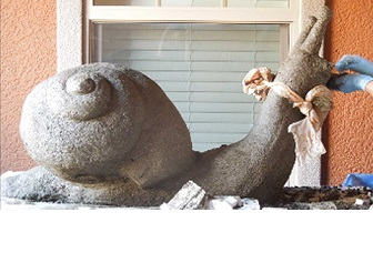 How-To Make a Hypertufa Planter, Trough and Sculpture!