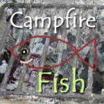 cook fish in foil over campfire