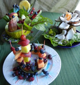 Themed Fruit Salads - A Simple Way to Celebrate any Special Day