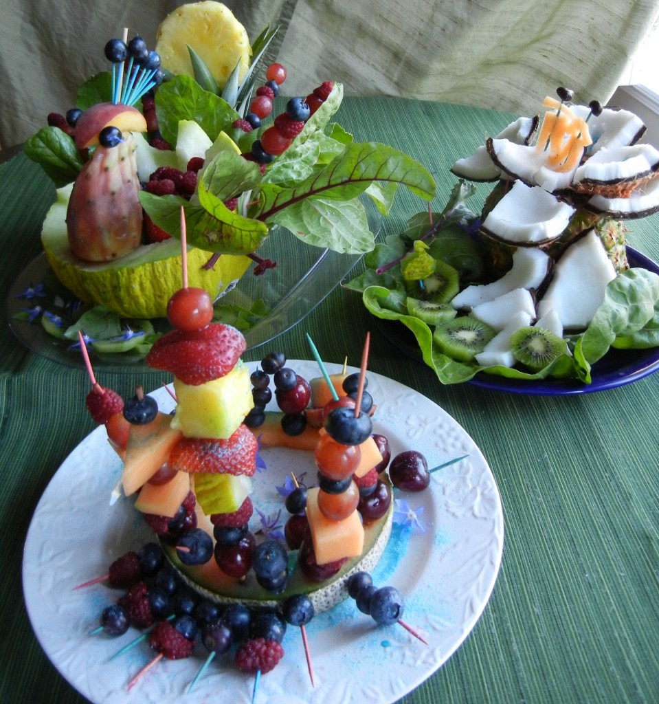 Themed Fruit Salads A Simple Way To Celebrate Any