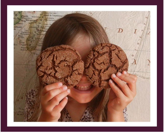ginger snap cookies for kids