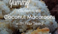healthy macaroons recipe