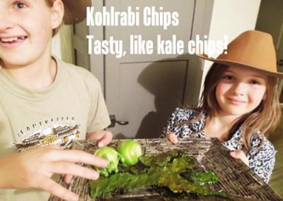how to eat kohlrabi how to prepare kohlrabi for kids