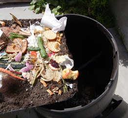 review of the urban compost tumbler