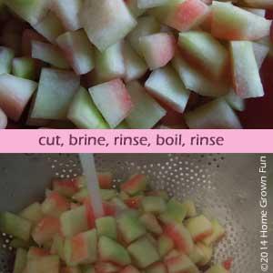 pickles recipe watermelon