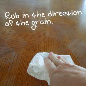 Genial Remove White Stains On Coffee Table